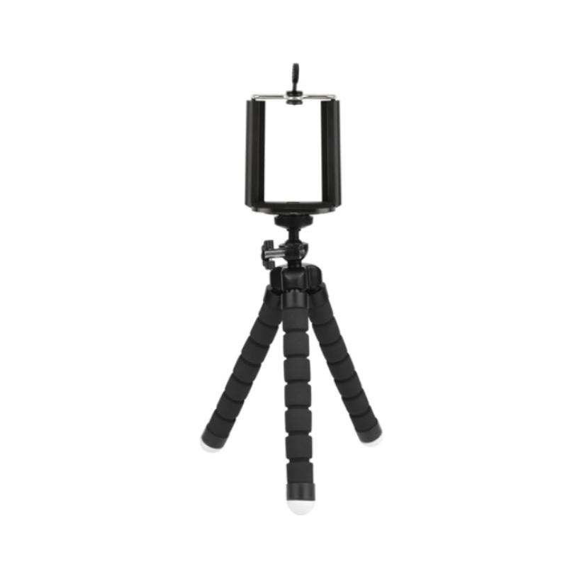 5f517d371 Statív/tripod s držiakom na mobilný telefón - čierny | Pancier.sk