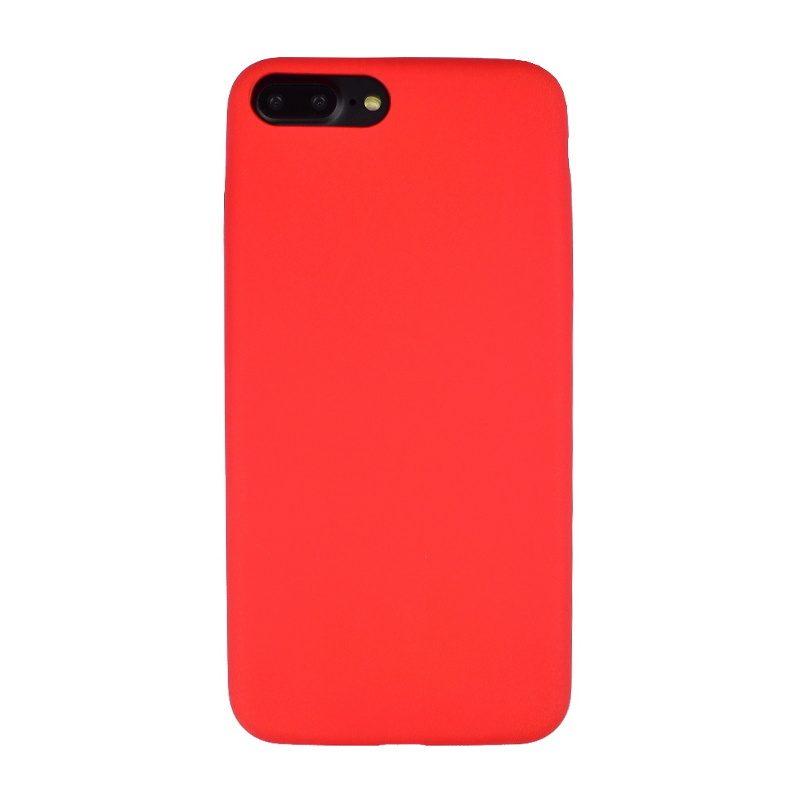 Termo kryt pre Apple iPhone 7/8 Plus - červený