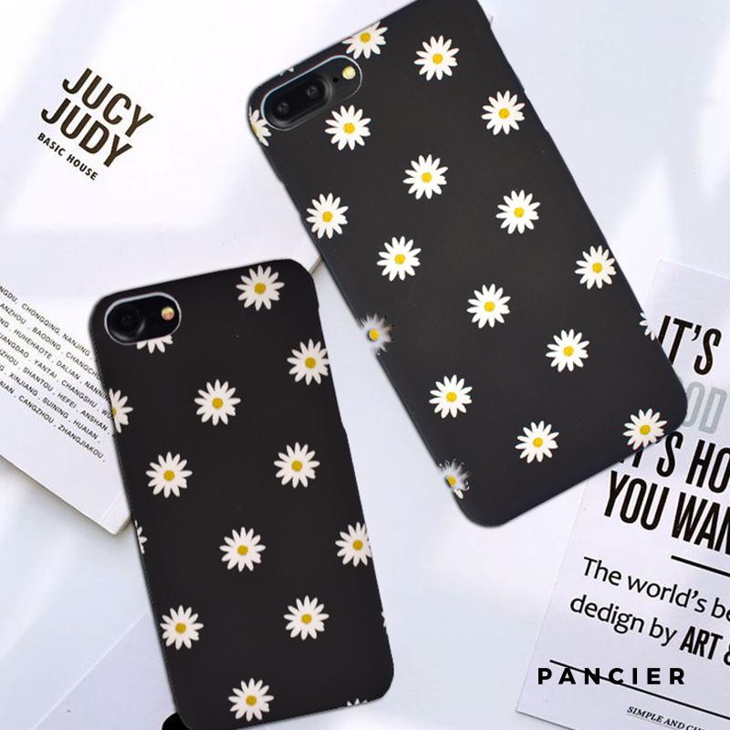 Plastový kryt na iPhone 7/8 Plus White Flowers