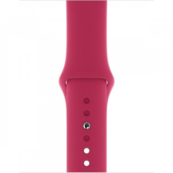 Remienok na Apple Watch 38mm/40mm S/M Rose Red
