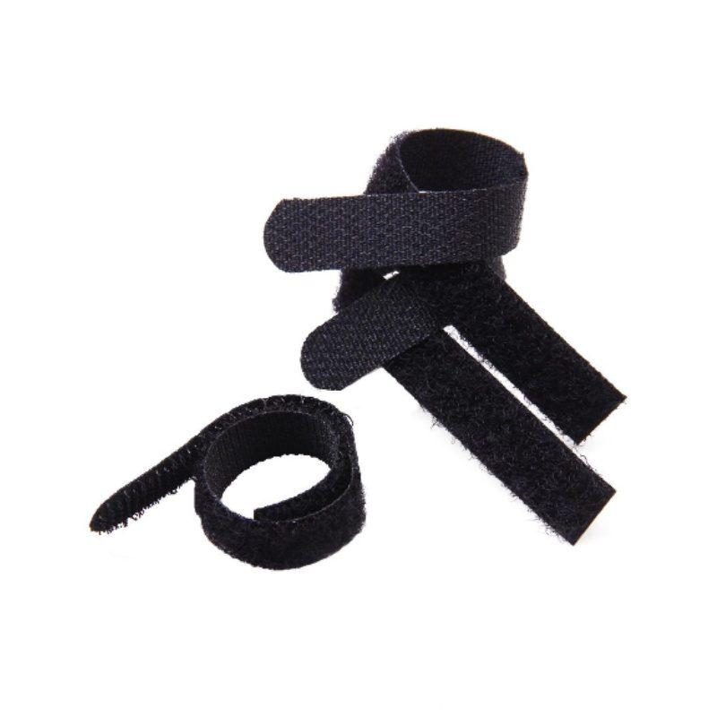 Univerzálne sťahovacie pásiky na káble - suchý zips