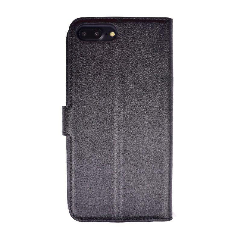 Ochranné flip puzdro pre Apple iPhone 7/8 Plus - čierne