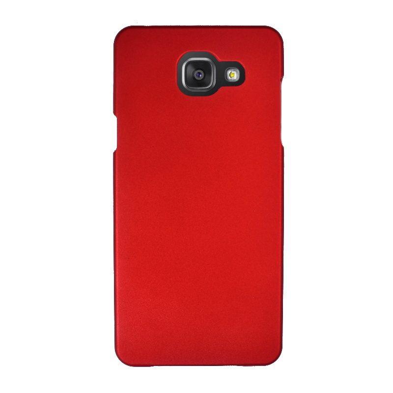 Plastový kryt pre Samsung Galaxy A5 2016 Red