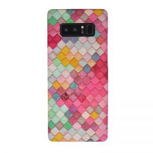 Plastový kryt pre Samsung Galaxy Note 8 Geometric Art