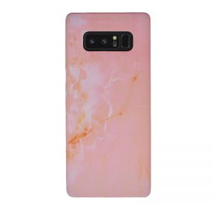 Plastový kryt pre Samsung Galaxy Note 8 Light Pink Marble
