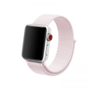 nok Apple Watch Pearl Pink