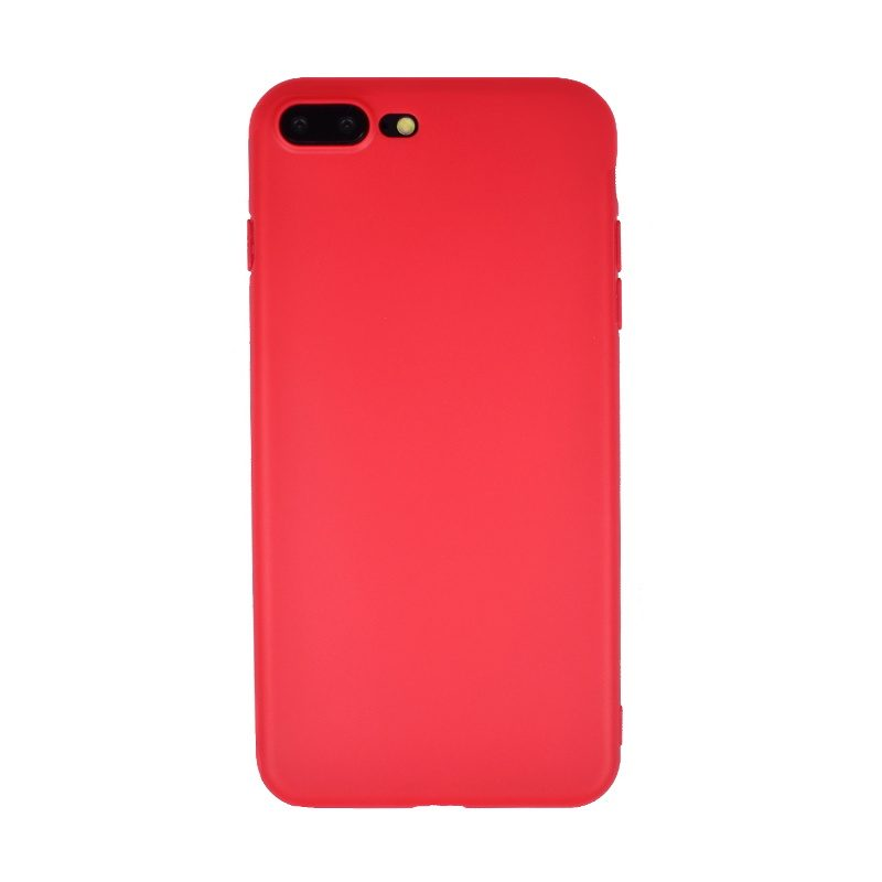 Silikónový kryt pre Apple iPhone 7/8 Plus Light Red