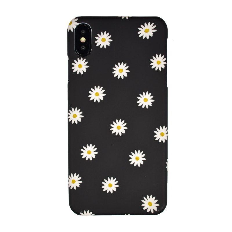 Plastový kryt pre Apple iPhone XS Max Flowers