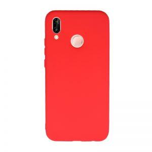 Silikónový kryt pre Huawei P20 Lite Red