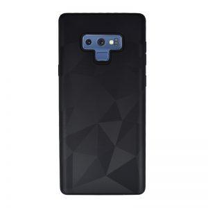 Silikónový kryt pre Samsung Galaxy Note 9 Geometric Black