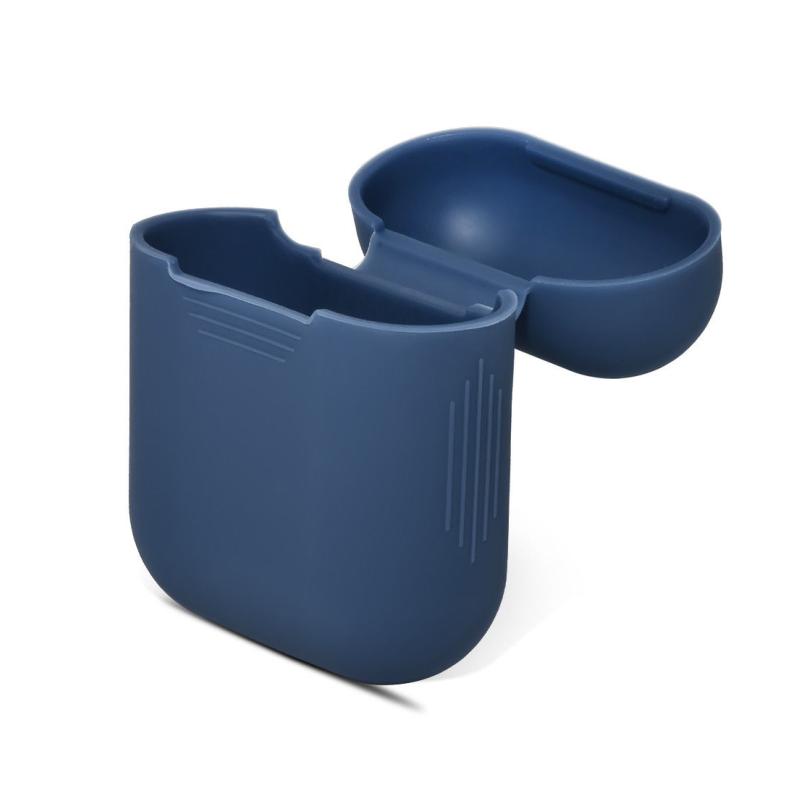 Silikónový obal pre Apple AirPods – modrý