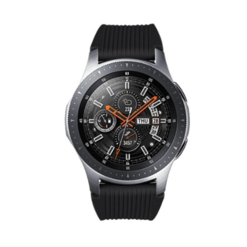 Samsung Gear S3 silikónový remienok Black 1