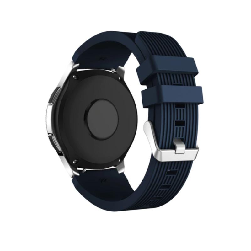 Samsung Gear S3 silikónový remienok Navy Blue