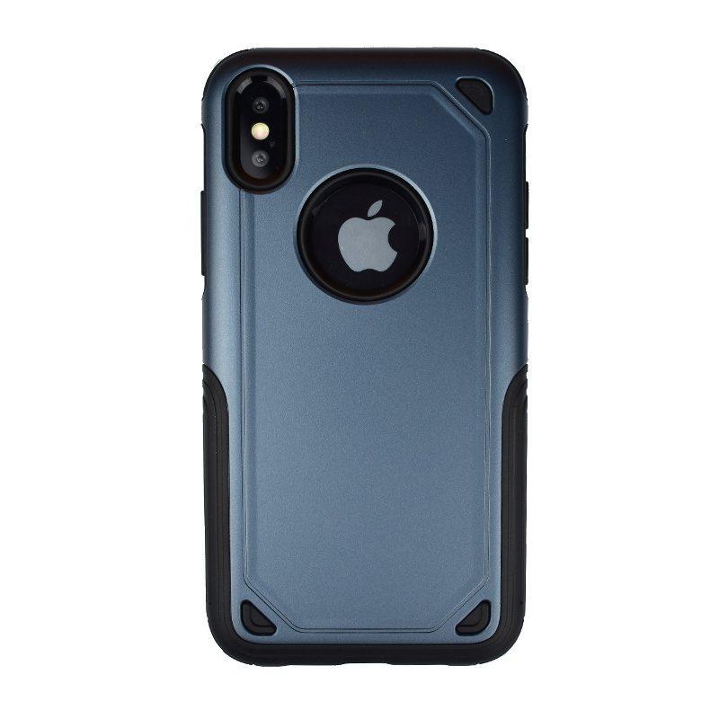 Super odolný Armor kryt pre Apple iPhone X/XS Midnight Blue