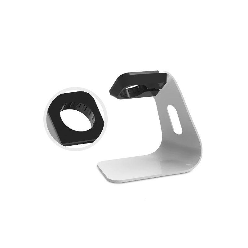 Hlinikový stojan pre Apple Watch