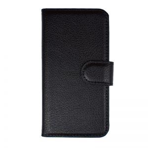 Ochranné flip puzdro pre Apple iPhone 5/5S/SE Black