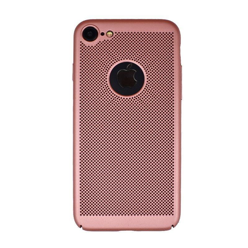 Plastový kryt pre Apple iPhone 7/8 Rose Gold