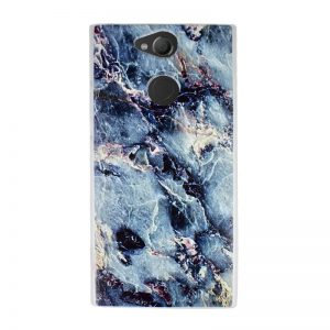 Plastový kryt pre Sony Xperia XA2 Blue Marble