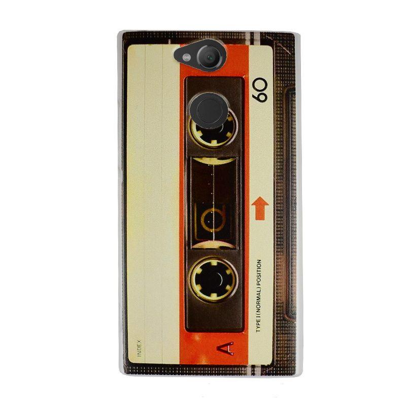 Plastový kryt pre Sony Xperia XA2 Cassette
