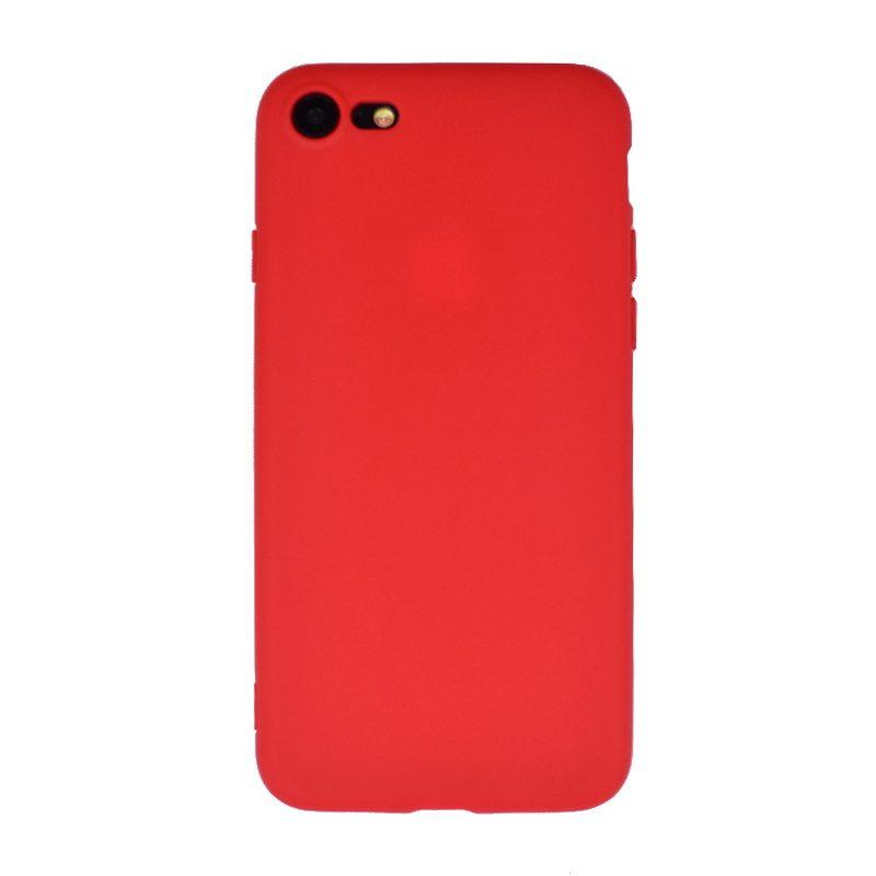Silikónový kryt pre Apple iPhone 7/8 Dark Red