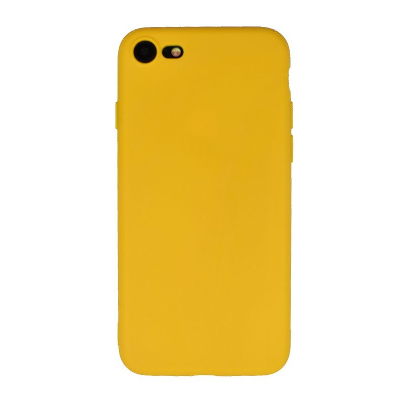 Silikónový kryt pre Apple iPhone 7/8 Flash Yellow