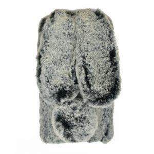 Silikónový 3D kryt pre Apple iPhone 7/8 Plus plyšový králik