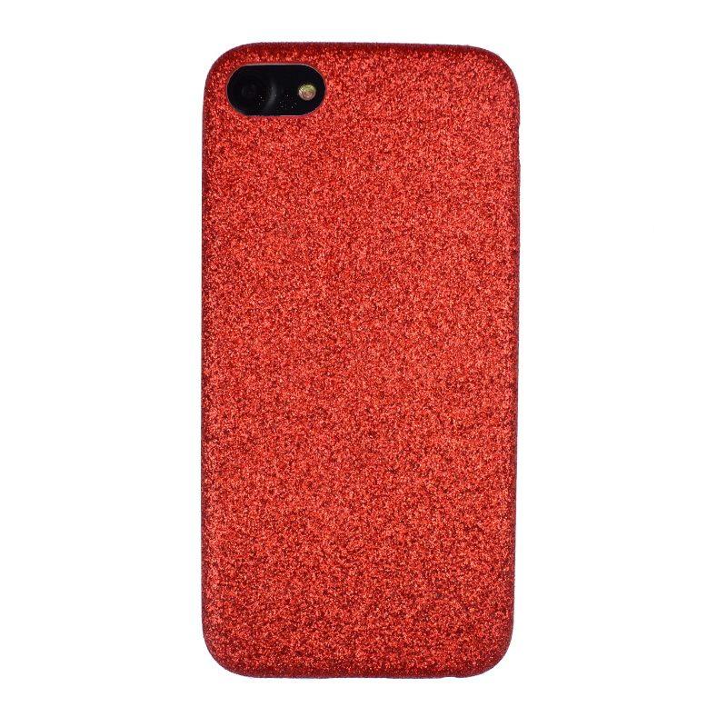 Silikónový kryt pre Apple iPhone 7/8 Red Sparkling
