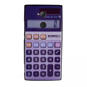 Silikónový kryt pre Sony Xperia XA2 Ultra Calculator