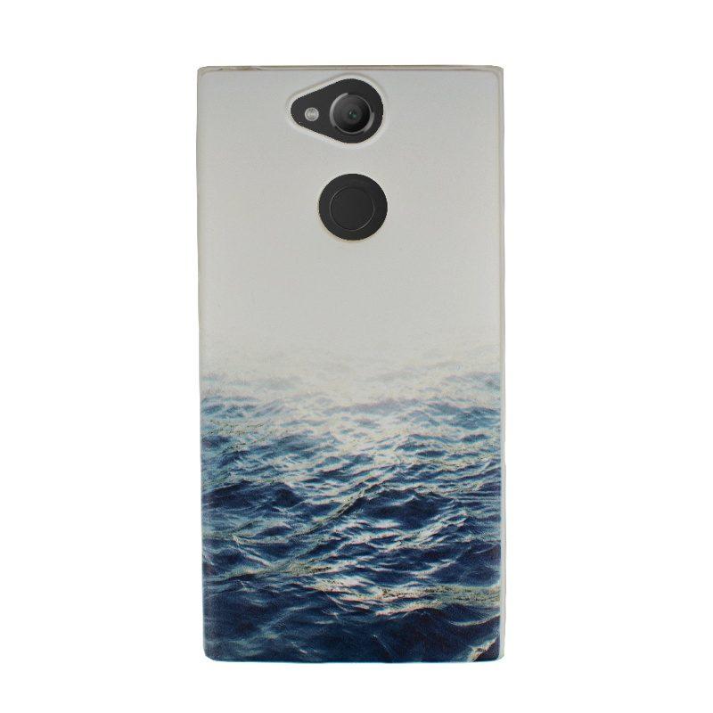 Silikónový kryt pre Sony Xperia XA2 Waves