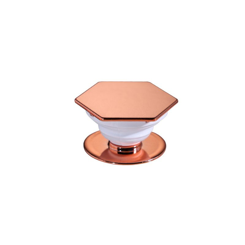 PopSocket Geometric Rose Gold