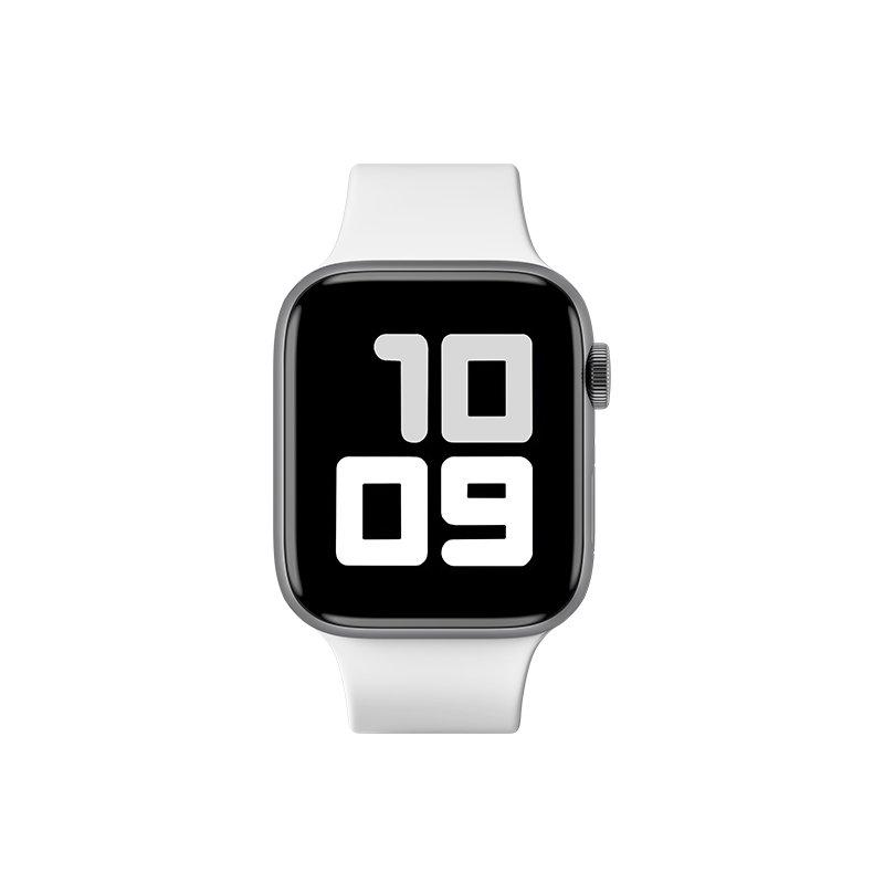 Apple Watch 42mm/44mm M/L remienok White