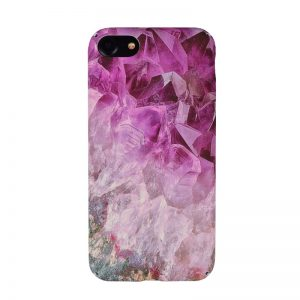 Plastový kryt pre Apple iPhone 7/8 Purple Colors