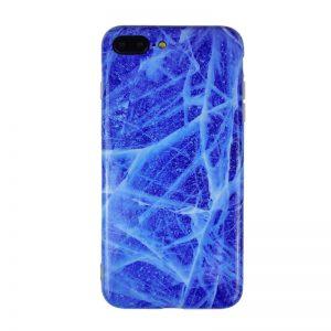 Silikónový kryt pre Apple iPhone 7/8 Plus Blue Marble