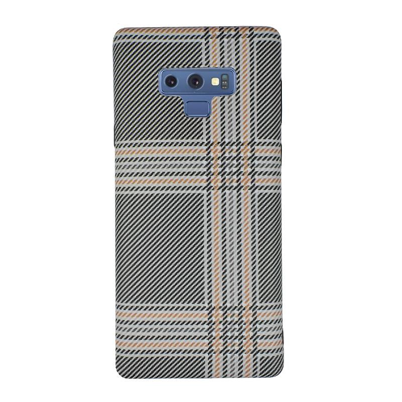 Silikónový kryt pre Samsung Galaxy Note 9 Grey Lines