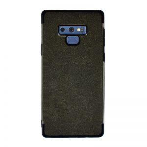 Silikónový kryt pre Samsung Galaxy Note 9 Grey Sparkling