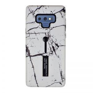 Silikónový kryt pre Samsung Galaxy Note 9 White Marble