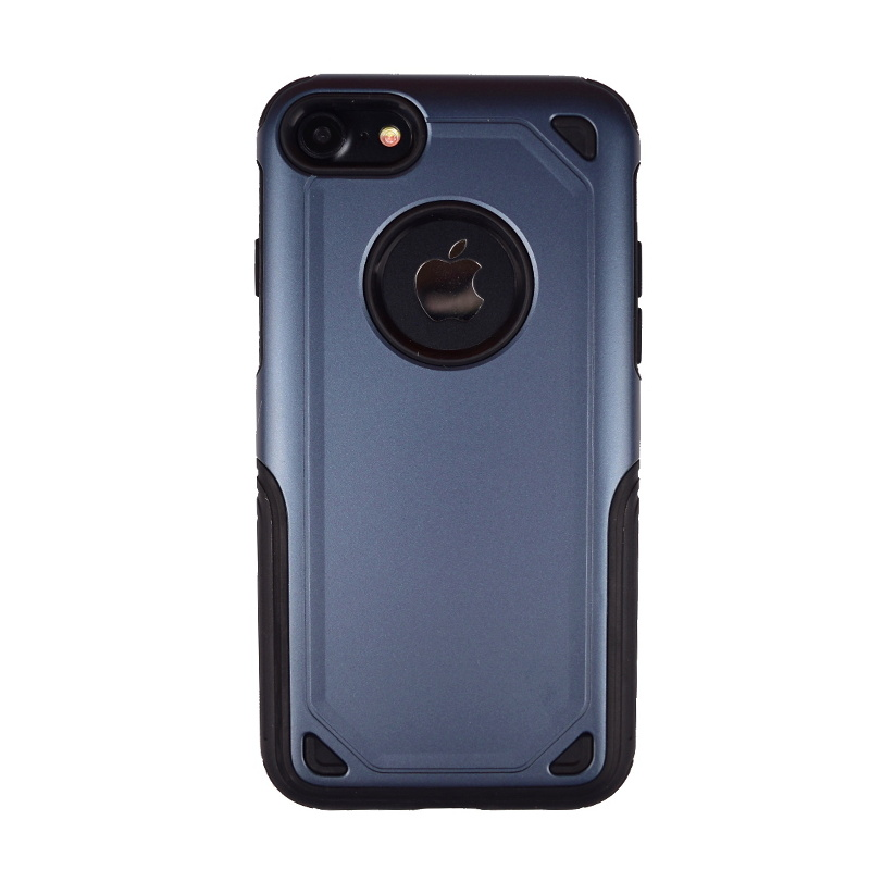 Super odolný Armor kryt pre Apple iPhone 7/8 Midnight Blue