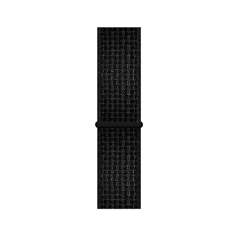 Remienok na Apple Watch 42mm/44mm látkový Whole Black