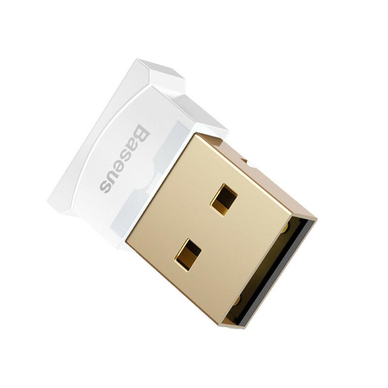 Baseus Bluetooth adaptér 4.0 - biely
