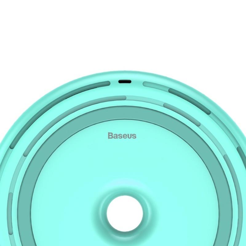 Baseus Donut Qi bezdrôtová nabíjačka - Blue