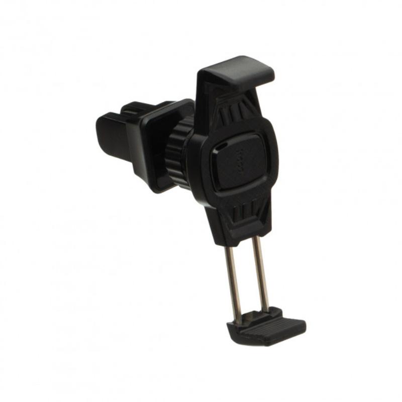 Hoco CA38 držiak na ventilačnú mriežku auta - čierny