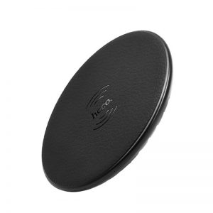 HOCO CW14 bezdrôtová nabíjačka - čierna