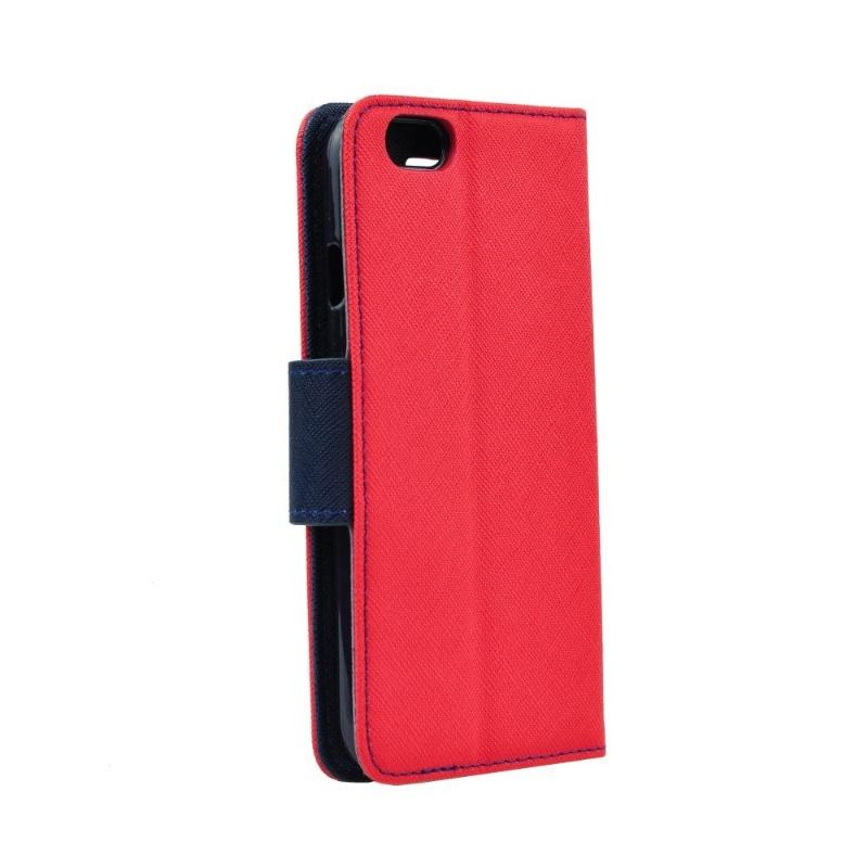 Ochranné flip puzdro pre Huawei P9 Lite Mini - Red Navy
