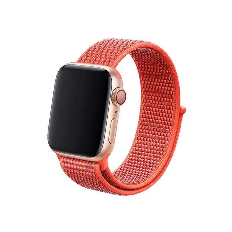 Remienok Apple Watch Nylon Nectarine