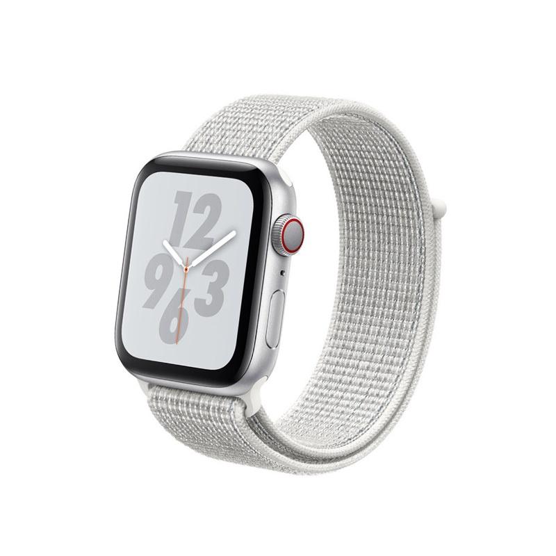 Remienok Apple Watch Nylon Shine White