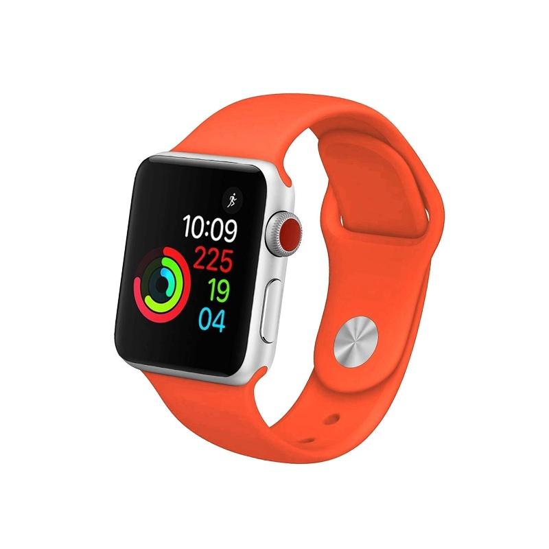 Remienok Apple Watch Spicy Orange