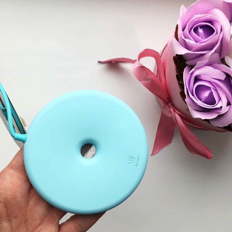 Bezdrôtová nabíjačka Baseus Donut Qi - Blue