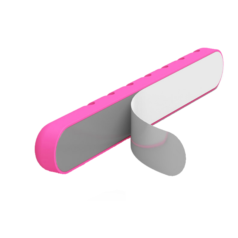 Orico silikónový organizér káblov - ružový