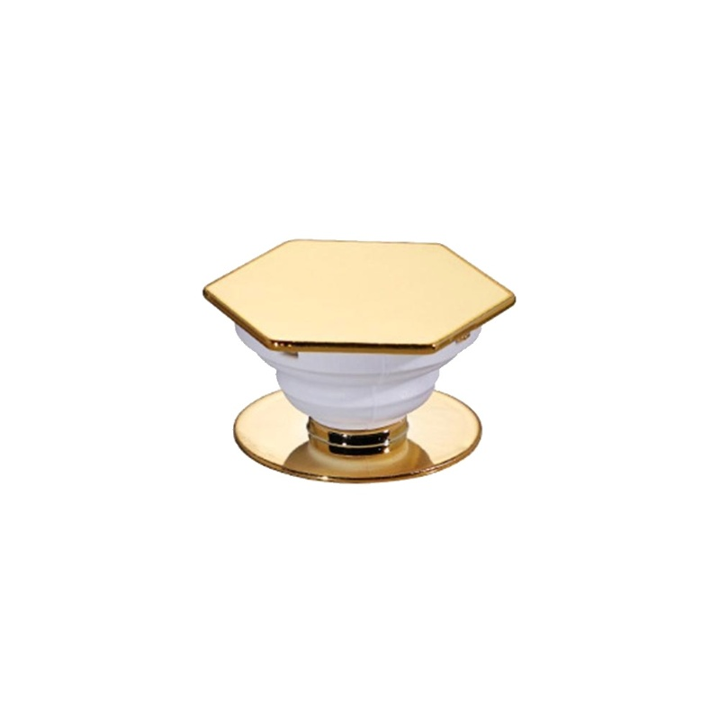 PopSocket Geometric Gold