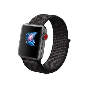 Apple Watch 38mm/40mm Nylon Black